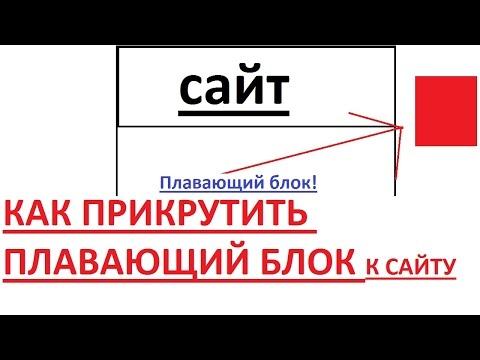 Как сделать правый блок у сайта - Lan-expo.ru