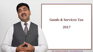 GST - Learn GST Step by Step