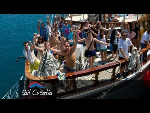 The Highlights -- The Best of Sail Croatia