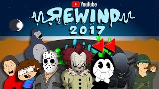 YouTube Rewind: Animation Edition 2017 | #YouTubeRewind