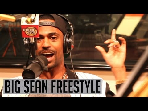 Big Sean Freestyles on Funk Flex