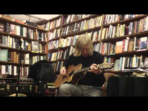 Eric Erlandson - Guitar Improv - Letters To Kurt in SF 4-26-12