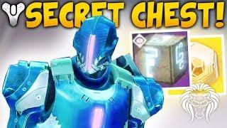 Destiny 2: NEW SECRET CHEST & DLC LOOT! Hidden Unlock, Event Exotic Reward & Vendor Update