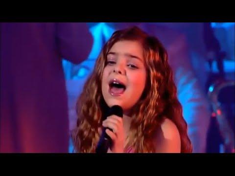 Caroline Costa Chante Christina Aguilera - Live Chez Patrick Sébastien video