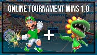 Mario Tennis Aces : Online matches 1.0