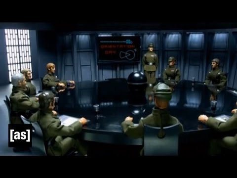 [adult swim] : Robot Chicken Star Wars - Don't tell Vader Video