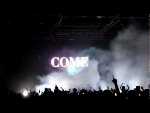 Swedish House Mafia (SHM), One Last Tour, Delhi, 18th November 2012