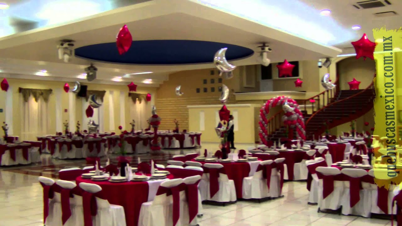 Comercial sal n de eventos sociales la huerta tecamac for Salon de la photo