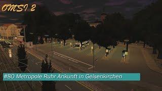 Let's Drive OMSI 2 #80 - Metropole Ruhr Linie SB91 Ankunft in Gelsenkirchen