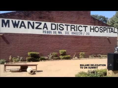 MALAWI PRESIDENT UN-TRIP