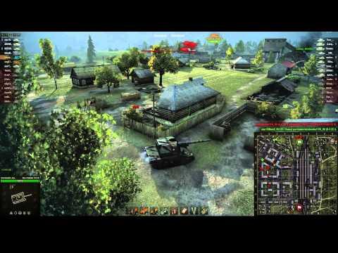 Вещаем с теста (World of Tanks)