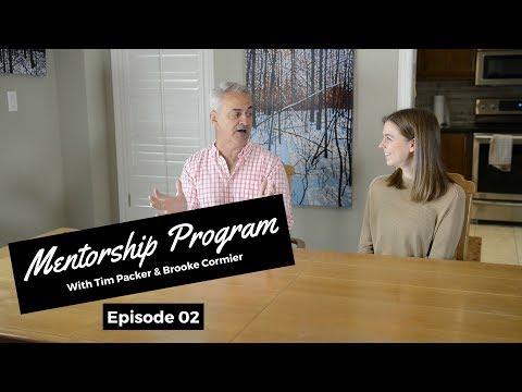 Mentorship Program with Brooke Cormier: Episode 2
