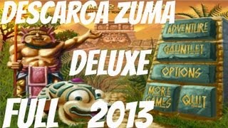 Descarga Zuma Deluxe Full PC 2013
