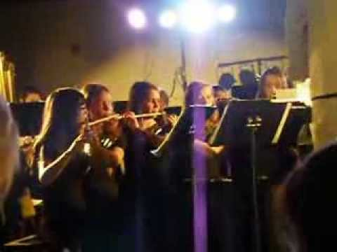 The Nutcracker Suite (Cane Creek Middle School 8th Grade Honors Symphonic Band)