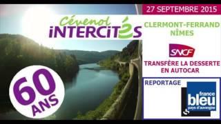 SNCF: Le transfert de l'intercités Cévenol en autocar intégral ne passe pas!