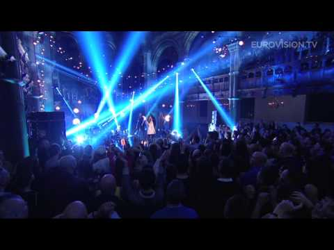 Molly - Children Of The Universe (United Kingdom) 2014 Eurovision Song Contest klip izle