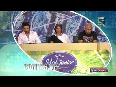 Indian Idol Junior  - June 2  2013