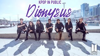 "[KPOP IN PUBLIC CHALLENGE] BTS (방탄소년단) - ""Dionysus"" Dance Cover by MONOCHROME"