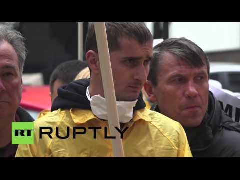 Ukraine: Nuclear plant workers decry salary non-payment on Chernobyl anniversary