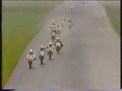 250cc super cup bike racing from donnington park