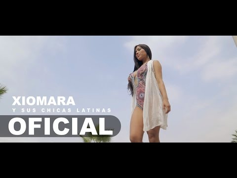 La Borrachita XIOMARA y Sus Chicas Latinas Video Clip Oficial 2016 HD