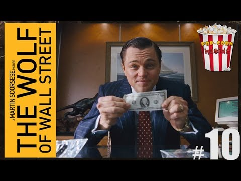 Ο Λύκος της Wall Street - Pop-Corn Maniac Ep.10