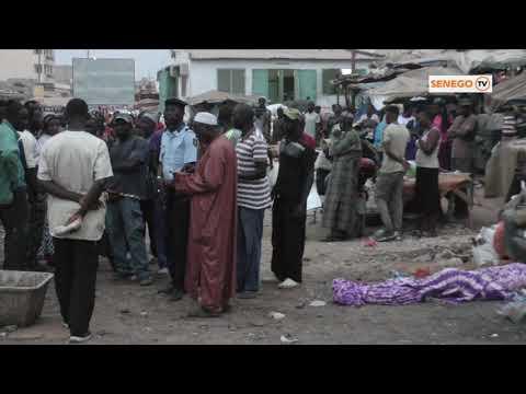 Marché « Gueule Tapée » de Cambérène : 1 éboueur retrouvé mort