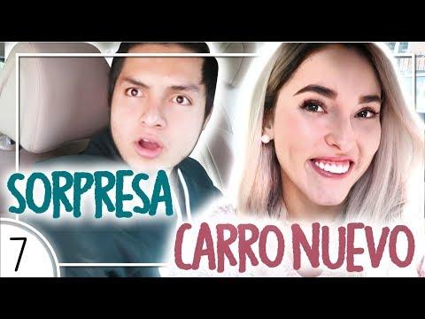 MI PRIMER CARRO - SORPRESA para mi NOVIO Santimaye | By Kika Nieto