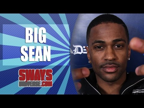 Big Sean Speaks on Pusha T Tweets at Lil Wayne, Shares Album Details And Reveals A Major Feature