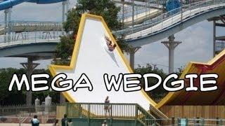 Mega Wedgie Hurricane Harbor