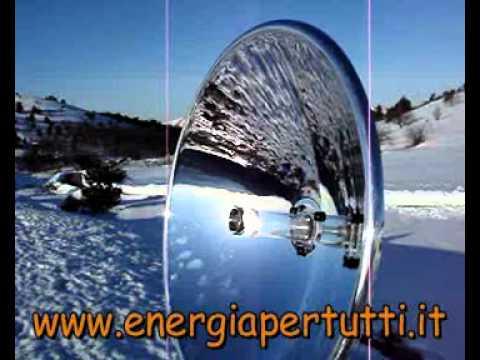 Un motore ad energia solare?!? Possibile!