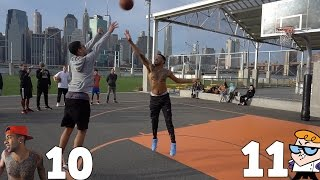 1 V 1 AGAINST SUB IN NYC! LOSER GOES STREAKING!!! (MUST WATCH)