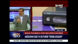 Apagon Decodificadores| Empresas TvCable Tambien Infringen Ley