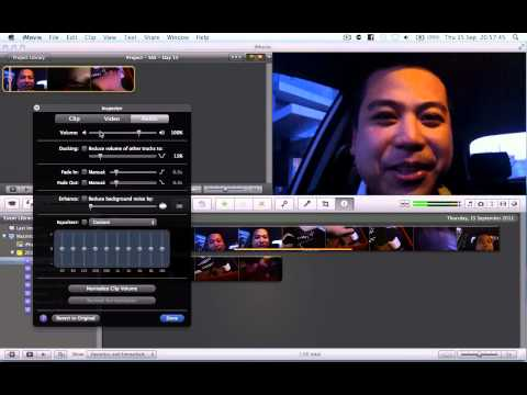 iMovie Tutorial: Beginners and Basics