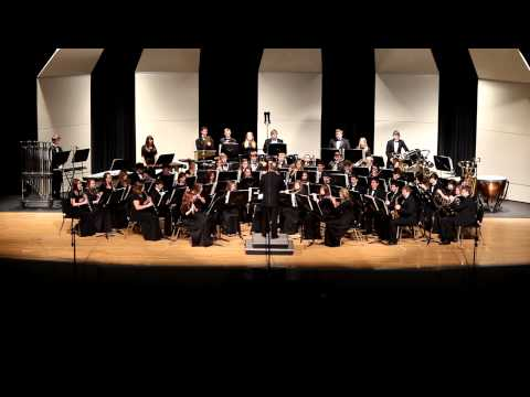 Ringgold High School Symphonic Band - Introduction / The High School Cadets