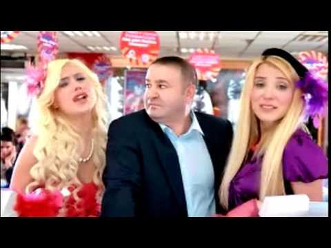 Burger King - Vodafone Kampanyas� - Esra Ceyda karde�ler ve Selim