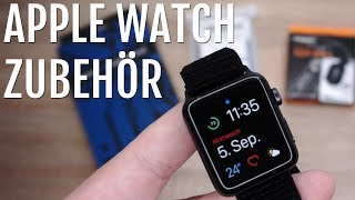 Apple Watch Zubehör - Das sind meine Favoriten & Must Haves