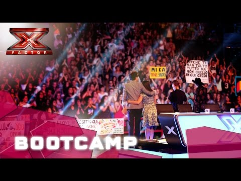 X Factor: Il Bootcamp HIGHLIGHTS