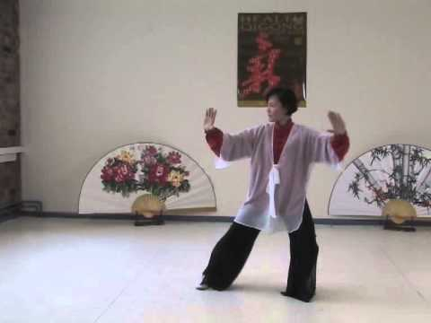 Sun 97 step traditional Tai Chi Hand Form