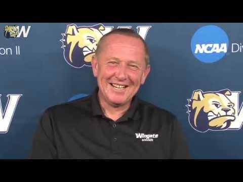 2014-15 Wingate University Athletics - Bulldog coaches read player tweets