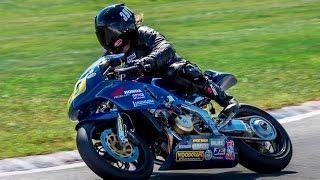 USCRA NJMP LIGHTNING PIV F3 VINTAGE MOTORCYCLE ROAD RACE (9-20-14)