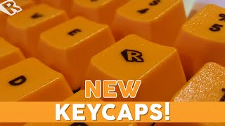 New Keycaps! @WASDKeyboards Review