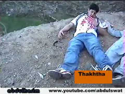 Pashto Drama Thakhtha Part 3 video