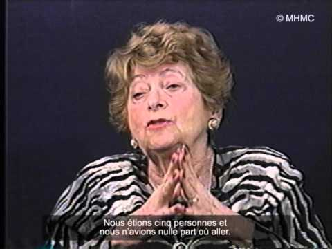 Holocaust Survivor Cathy Vermes - Arrow Cross takeover in Hungary