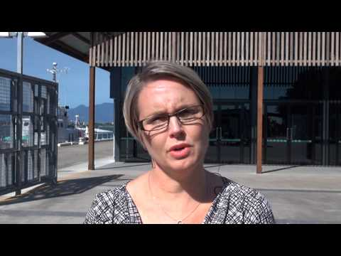 The People of Cairns have their say on the Aquis Casino proposal- Sally Milikota