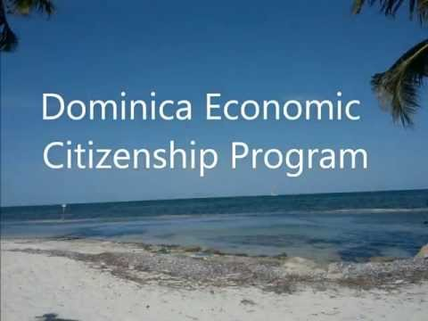 Dominica Economic Citizenship Program - Second Passport from Dominica - Citizenship by Investment
