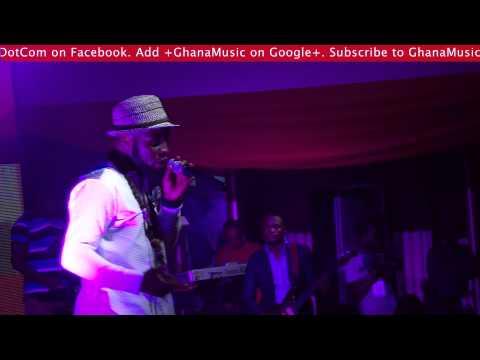 M.anifest - Performance  Kwabena Kwabena's Save A Life Concert 2014   Ghanamusic Video video