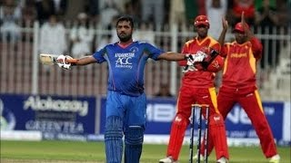 Afghanistan Vs Zimbabwe 2nd T20 | Mohammad Shahzad's Century Inspires Afghanistan To Win The Series