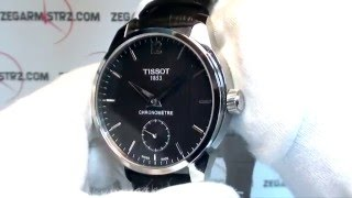 Tissot T-Complications COSC Chronometer Mechanical T070.406.16.057.00 www.zegarmistrz.com