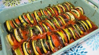 Ratatouille - What's For Din?' - Courtney Budzyn - Recipe 13